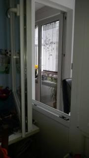 Balkon oder Terrasse