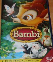 Bambi @ DVD @ Walt