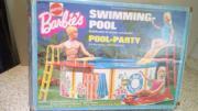Barbie Pool 70 er Jahre