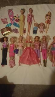 Barbie Puppen und