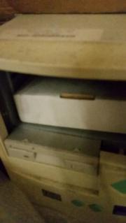 Barebone PC mit Floppy