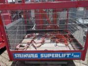 Bauaufzug Steinweg Superlift