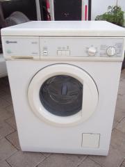 Alte bauknecht waschmaschine