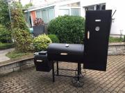 BBQ FriesStyle Smoker