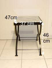 Beistelltisch Tisch Schmiedeeisern