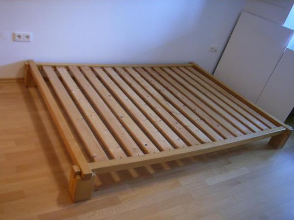 Bett 140x200 günstig  Bett 140X200 Mit Lattenrost Und Matratze Gunstig – gigsite.net