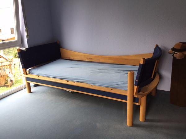Hochbett Massivholz Kaufen : Bett hochbett massivholz in schwetzingen kinder jugendzimmer