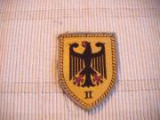 Biete Bundeswehr Militärabzeichen