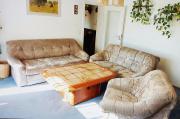 Biete Couch Sitzgarnitur