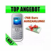 Bis 768 Euro-