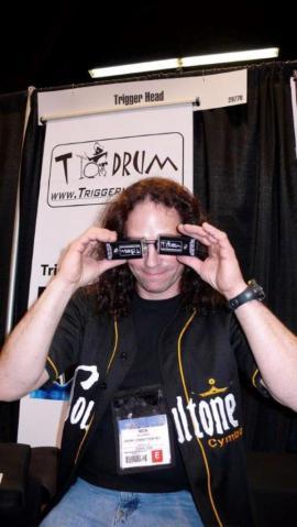Black Pro Trigger Tom: Kleinanzeigen aus Dietikon - Rubrik Drums, Percussion, Orff
