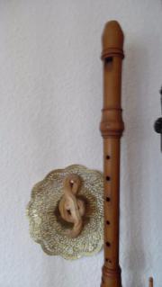 Block-)Flötenunterricht