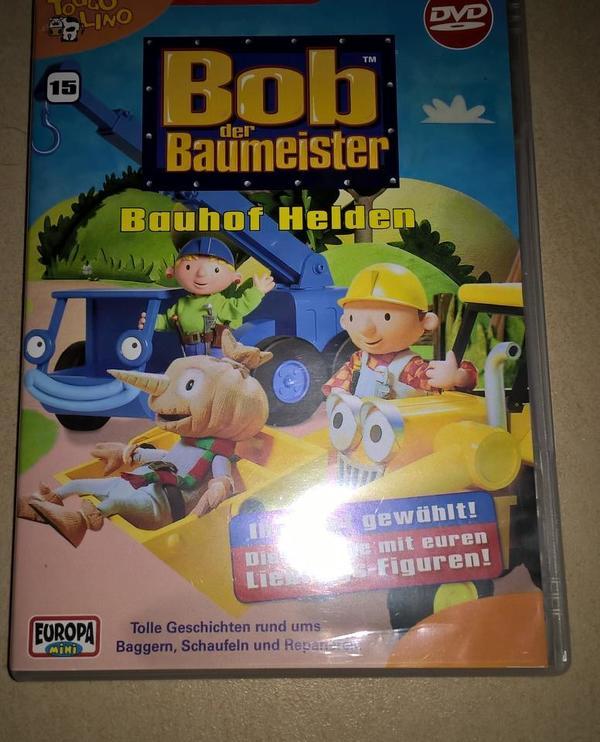 Bob der Baumeister DVD Bauhof