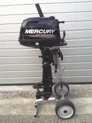 Bootsmotor Mercury 6
