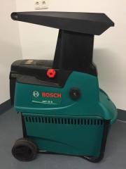 Bosch Elektro-Walzenhäcksler