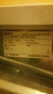 Bosch Kondenstrockner Wäschetrockner