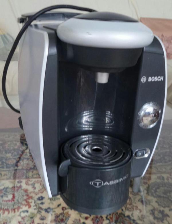 bosch tassimo kaffeemaschine in karlsruhe kaffee. Black Bedroom Furniture Sets. Home Design Ideas