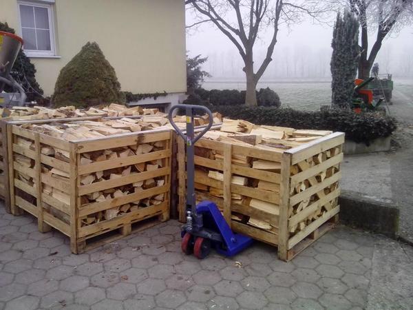brennholz in kisten l ngen 25cm 33cm 50cm hart oder weich in koblach traktoren. Black Bedroom Furniture Sets. Home Design Ideas