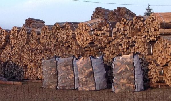 Brennholz Kaminholz Buche Eiche