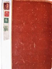Briefmarkenalbum 1942 Hindenburg