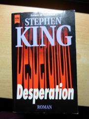 Buch Desperation von Stephen King