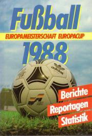 Buch Fußball Europameisterschaft