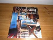 Buch Holzarbeiten im Landhausstil