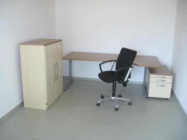 Büromöbel schrank  Büro - Schreibtisch - Schrank - Stuhl - Container - Tisch in ...