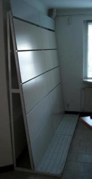 Büro-Trennwand Regal
