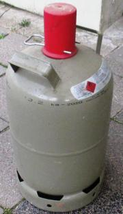 Camping Propangasflasche ungefüllt