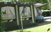 Caravan-Vorzelt