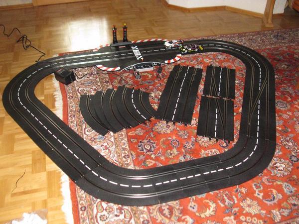 carrera bahn digital 132 long race ovp 9 meter strecke. Black Bedroom Furniture Sets. Home Design Ideas
