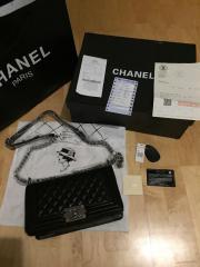 Chanel Big Boy
