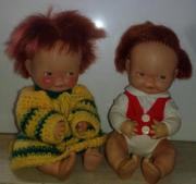 Charlot Byj Puppen aus Sammlung