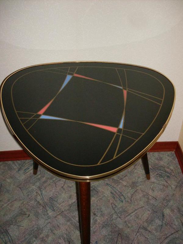 cocktailtisch ein klassiker der 50 60er jahre in kaiserslautern designerm bel klassiker. Black Bedroom Furniture Sets. Home Design Ideas