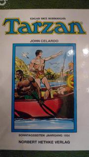 Comic Tarzan Sontagsseiten,