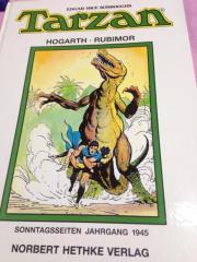 Comics Tarzan Sonntagsseiten