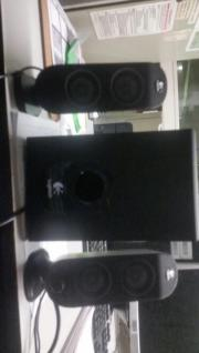 Computer LautsprecherSystem von