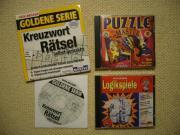 Computer PC-Spiele Software Kreuzworträtsel Puzzle