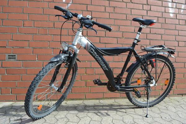 conway fahrrad 26 zoll in wunstorf herren fahrr der. Black Bedroom Furniture Sets. Home Design Ideas