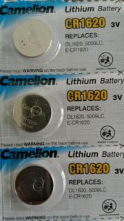 CR1620 Batterie