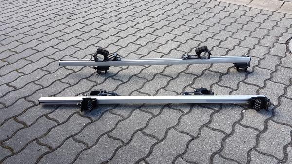 Dachträger (MONTBLANC) Universal » Fahrrad-, Dachgepäckträger, Dachboxen