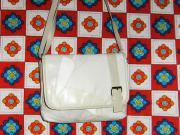 Damen-Handtasche im Patchwork-Stil