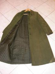 Damen Mantel Dunkelgrün ca Gr