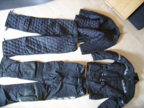 damen motorradkombi motorradjacke in schwarzach motorradbekleidung damen kinder kaufen und. Black Bedroom Furniture Sets. Home Design Ideas