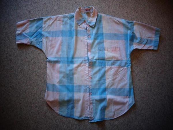 Damen Sommer - Kurzarm - Bluse Gr