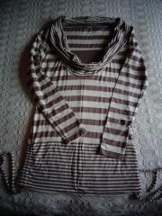 Damenbekleidung Longshirt Shirt Gr XS