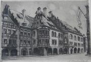 das berühmte Hofbräuhaus München