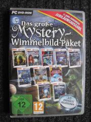 Das große Mystery Wimmelbild Paket