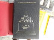 Das hl. Messopfer -